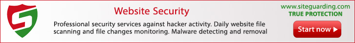Website security, detecting malwares on the website and removal services, website backup services, daily website file scanning and file changes monitoring